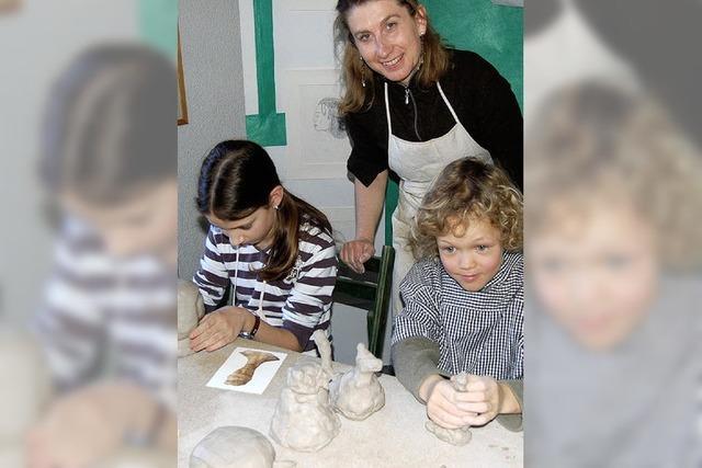 Bei Kindern Neugierde wecken für Kunst und Kultur