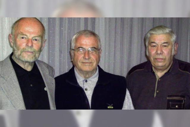 Seit 60 Jahren im Verein
