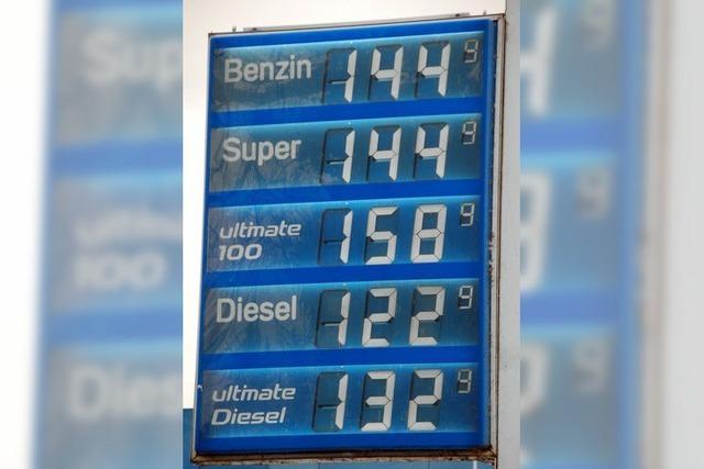 Benzinpreis ist nicht Hauptkriterium