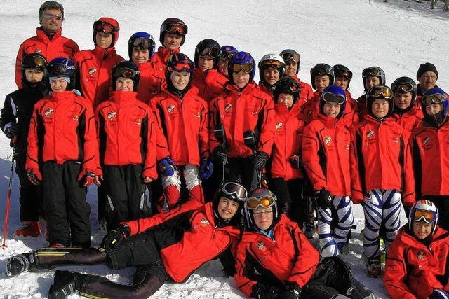 Skiclubjugend erfolgreich