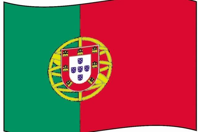 Portugal müht sich ab