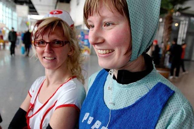 Fotos vom Freiburg-Marathon 2010: Der Countdown