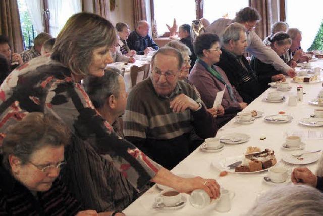 Spezielle Aktionen für die Senioren kommen gut an