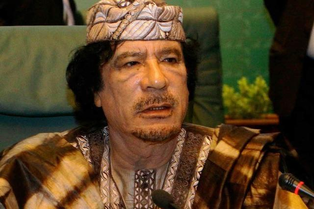 Libyen und EU legen Visa-Streit bei