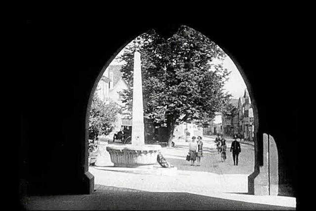 Video: Lahr in den 1930er Jahren und heute