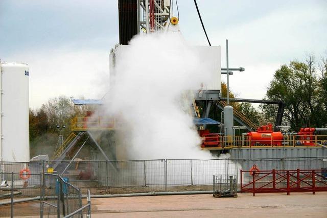 Informationsabend zum Geothermieprojekt bei Breisach