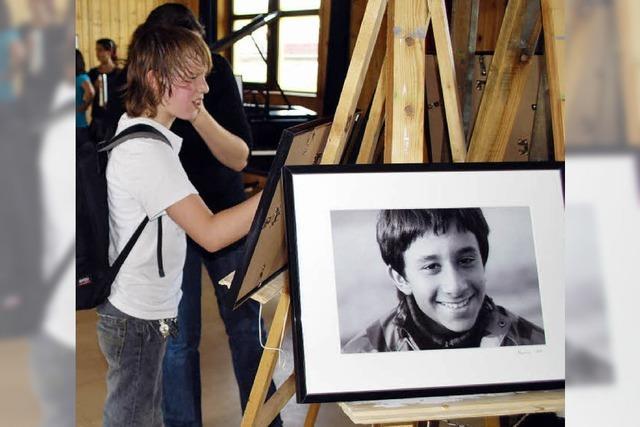 Eindrucksvolle Porträts