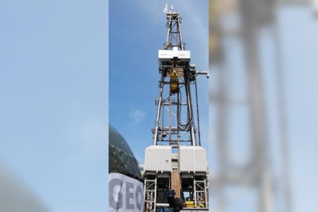 Basler Geothermieprojekts: Wasser aus der Tiefe