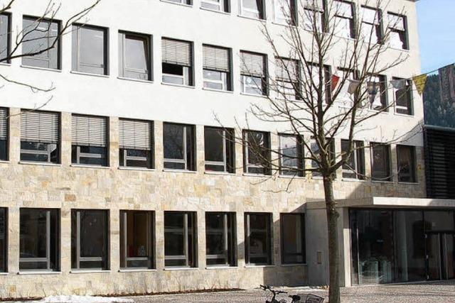 Gymnasium Schönau – künftig steht dran, was drin ist