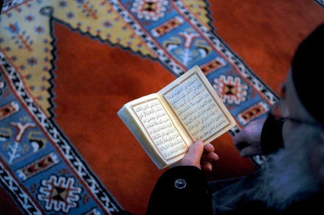 Deutsche Imame für die Muslime
