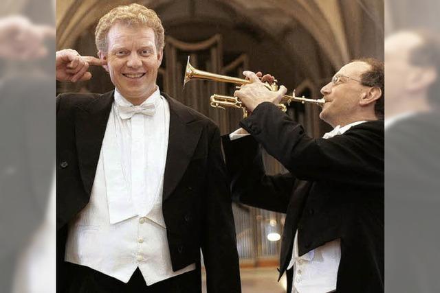 MONTAG: KLASSIK: Trompete & Orgel