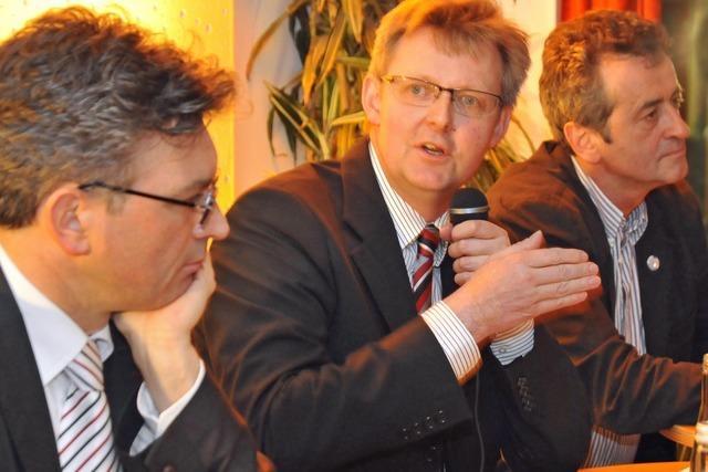 Kirchbach ganz oben – auf dem Wahlzettel