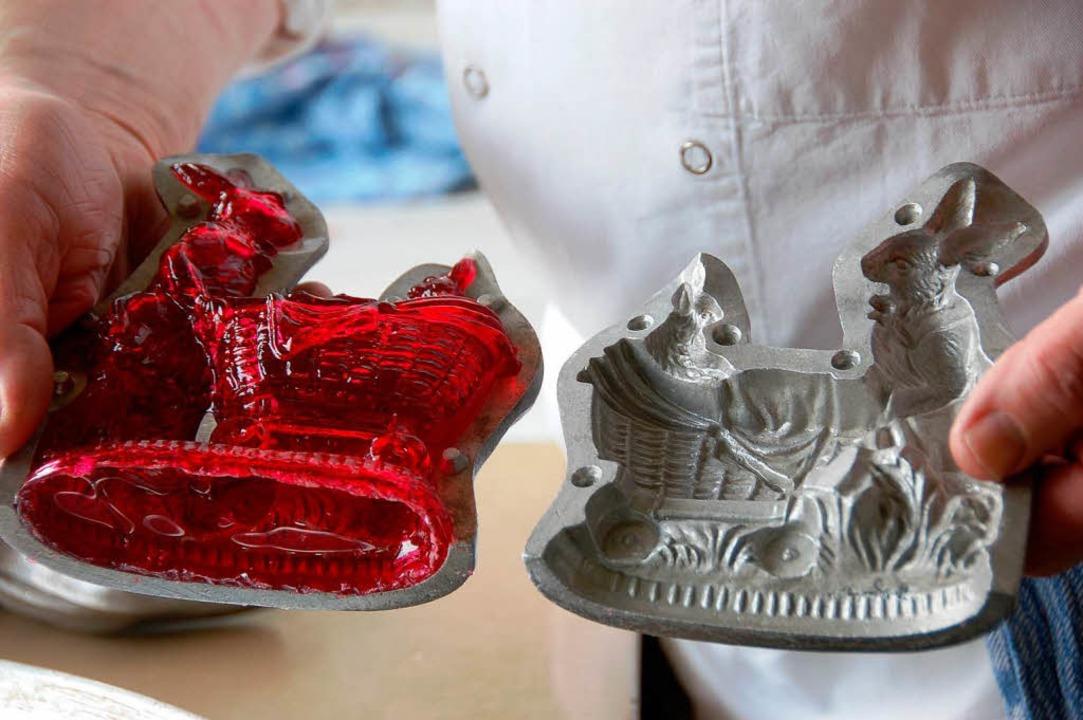 Kinder und Nostalgiker lieben die rote... aus der Konditorei Pflanzl besonders.  | Foto: Binner-Schwarz