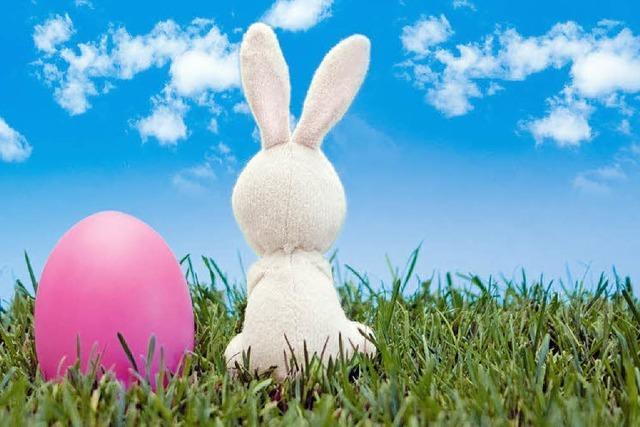 Ostern möcht' ich nicht vermissen