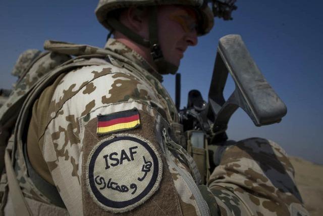 Drei Bundeswehrsoldaten bei Gefecht in Afghanistan getötet