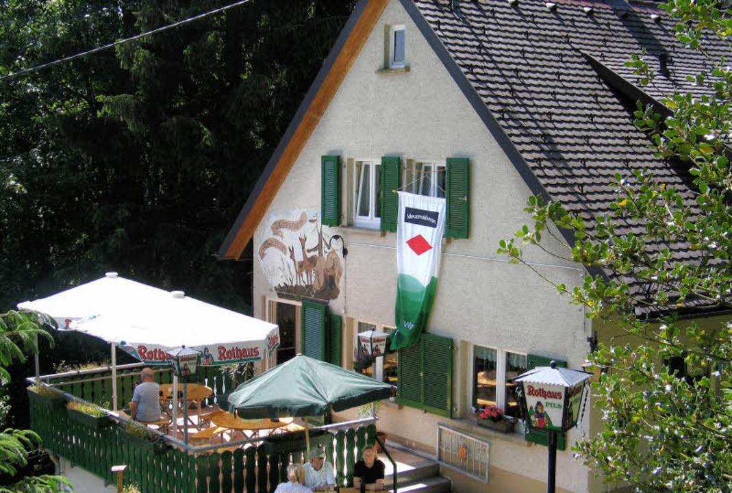 Im Jahr 2006 feierte der Schwarzwaldve...s 50-jährige Bestehen des Wanderheims.  | Foto: Regine OUnas-Kräusel