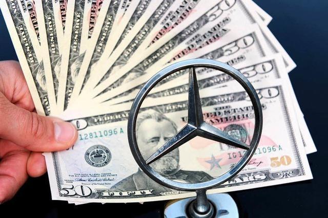 Daimler kauft sich frei