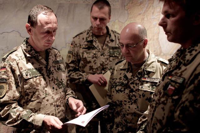 Bundeswehr tötet 6 afghanische Soldaten