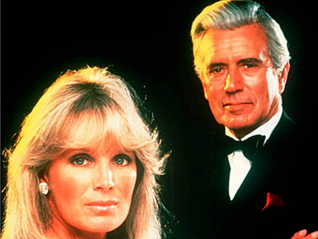 denver clan tv star john forsythe ist tot panorama badische zeitung. Black Bedroom Furniture Sets. Home Design Ideas