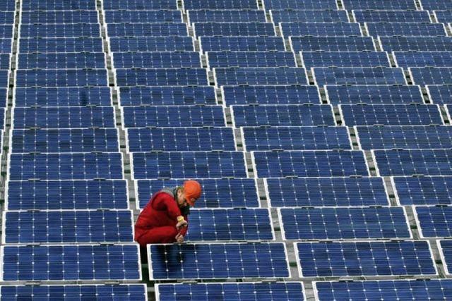 Solarstrom von städtischen Dächern