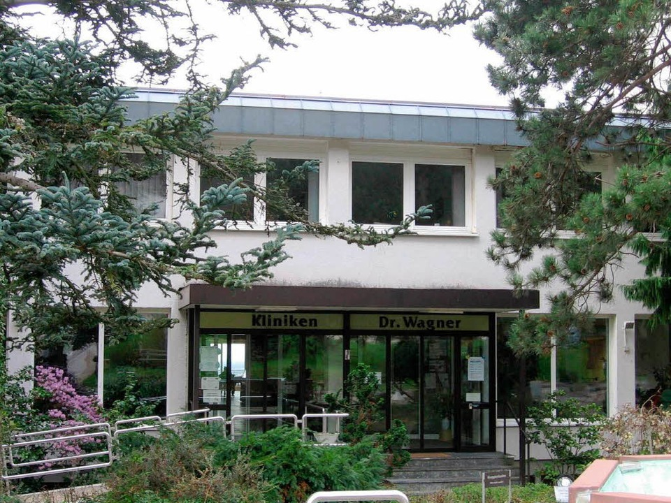 Die Kliniken Dr. Wagner Sasbachwalden haben einen Insolvenzantrag gestellt.  | Foto: Claus Donath
