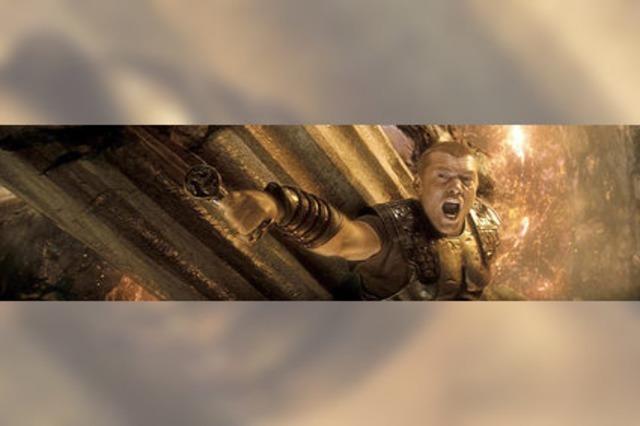 Helden in 3D: Zwischen aufgeblähten Monstern und verhunzten Mythen