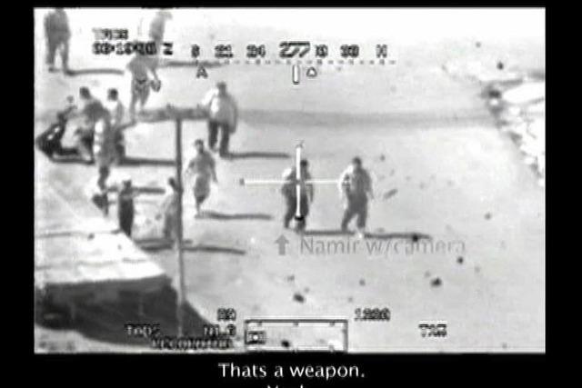 Video: US-Militär tötet zwei Journalisten im Irak