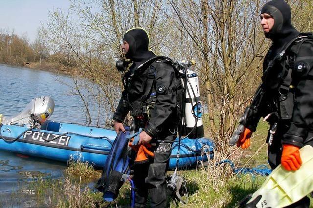 Was ist mit dem vermissten Taucher im Matschelsee geschehen?