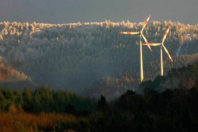 Schauinsland als Standort für neue Windräder?