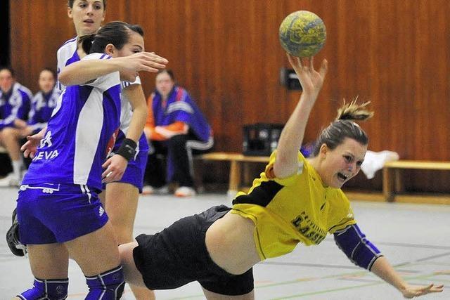 Zweiter Matchball für TV Grenzach