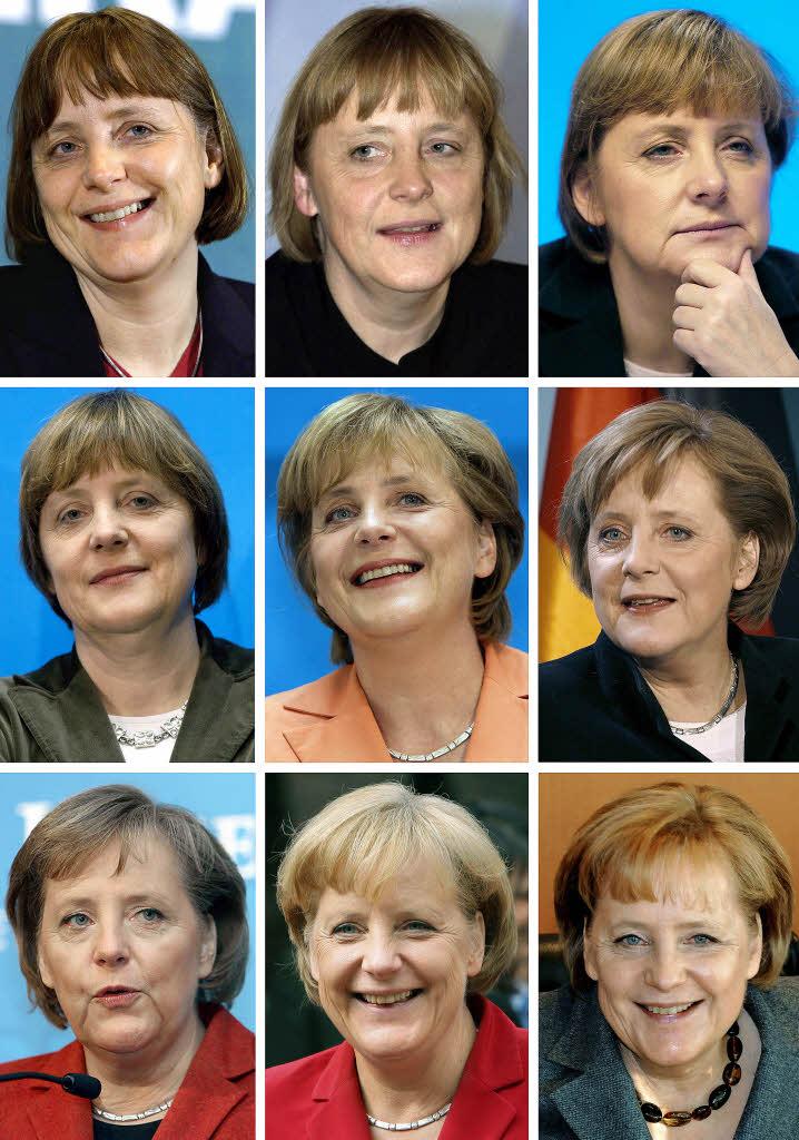 Angela Merkel - die Frau, die die CDU veränderte