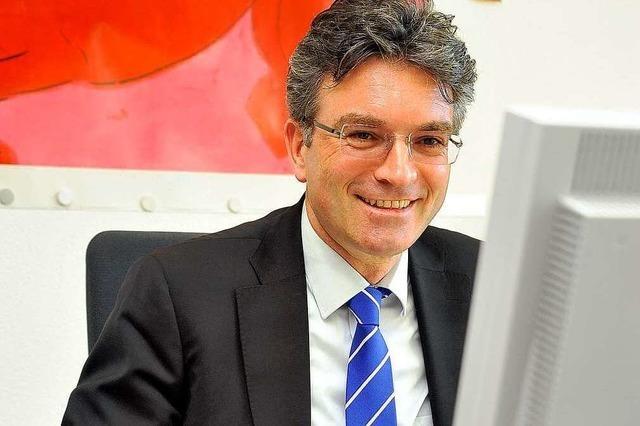 Dieter Salomon entdeckt sich selbst im Netz