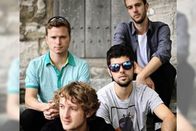 Indie-Band des Post-Jazz