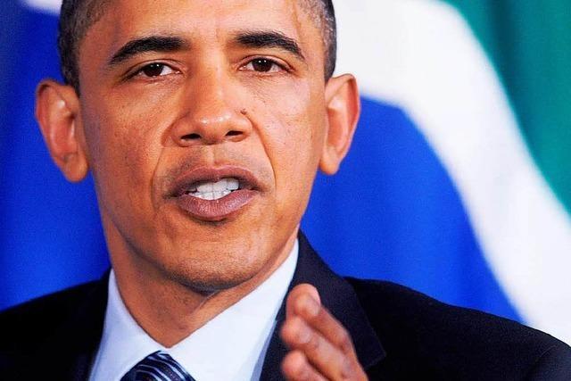 Obama warnt vor Atomterrorismus