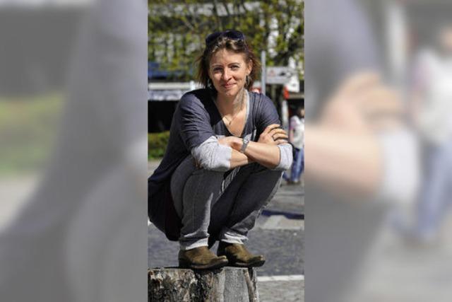 Tänzerin Anneli Binder: Muskelkater und goldene Stühle