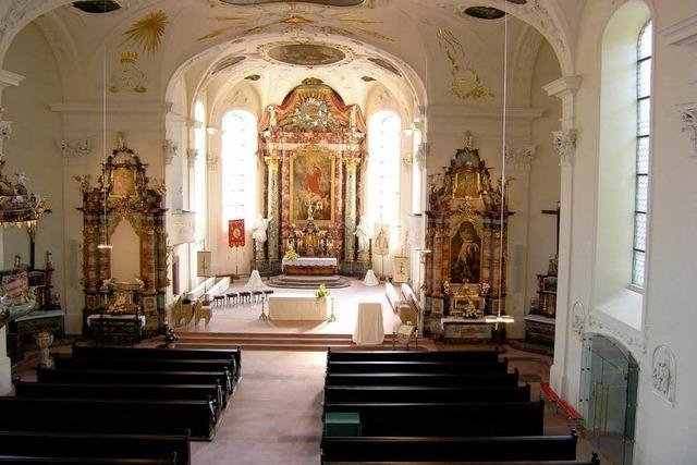 Endinger Peterskirche in neuem Glanz