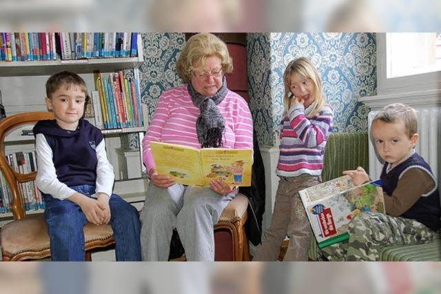 Bücherei: Zahl der Leser bleibt stabil