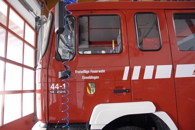 Wieviel Feuerwehr braucht der Ort?