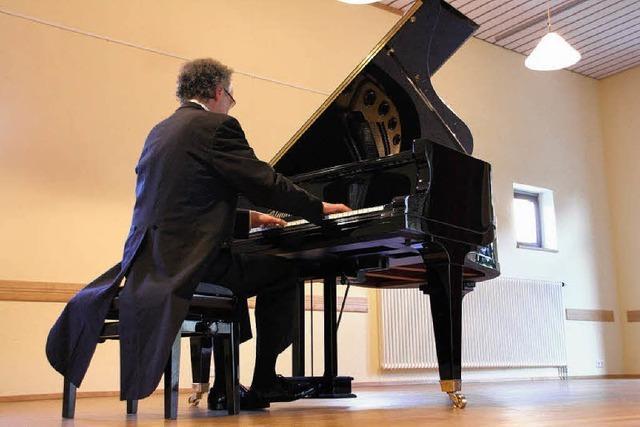 Kongeniale Interpretation Chopinscher Etüden