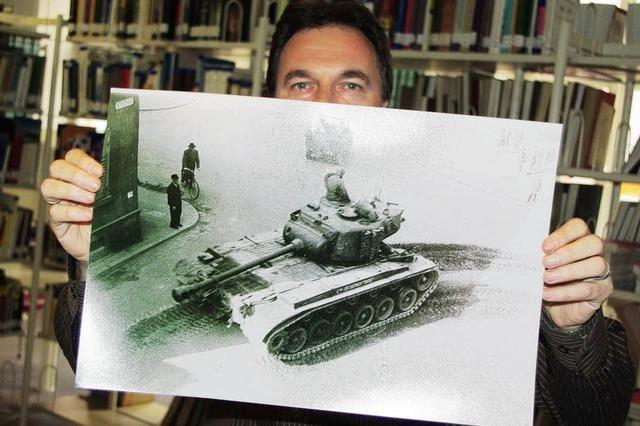 Der Sonntag, an dem die Panzer kamen
