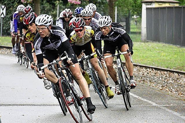 Radsportverein fördert die Jugend