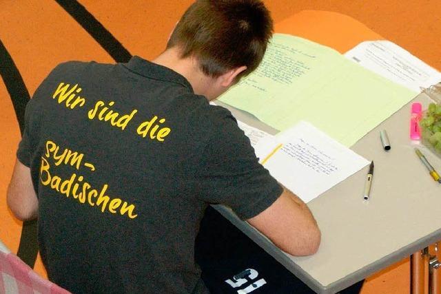 Schiller und Rilke beim Deutschabitur