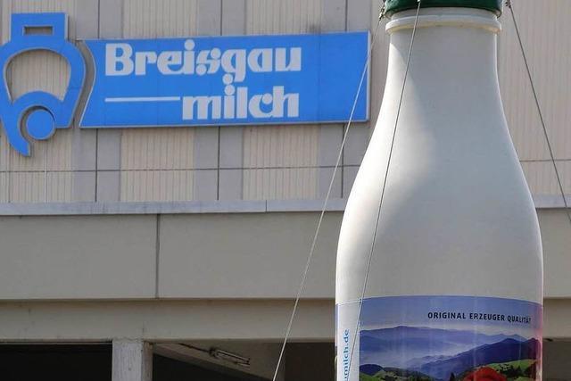 Zerstrittene Genossen bei Breisgaumilch treten ab