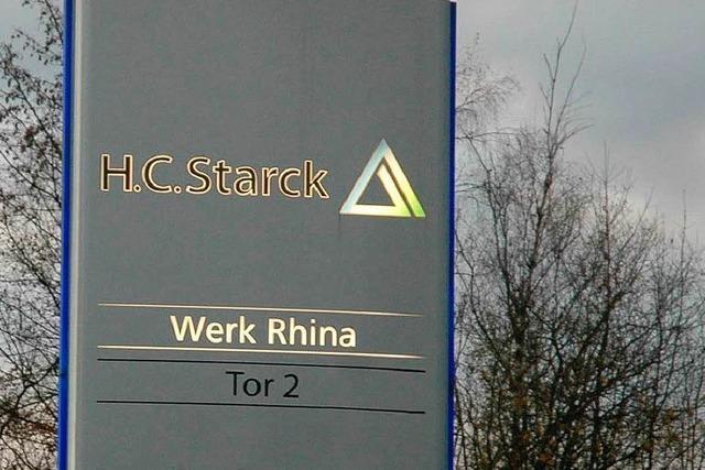 H. C. Starck kappt 70 Arbeitsplätze