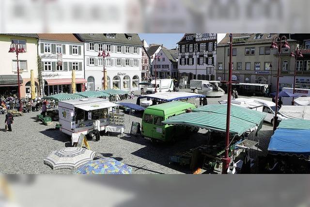 Marktplätze wandeln sich