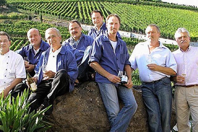 Reise durch die Achkarrer Weinkeller