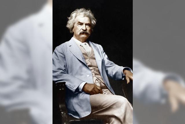 Mark Twain, der Amerikaner