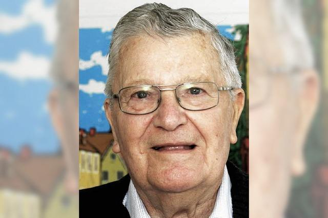 Der große Mann der Kommunalpolitik ist tot