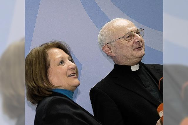 Bischof und Ministerin einigen sich