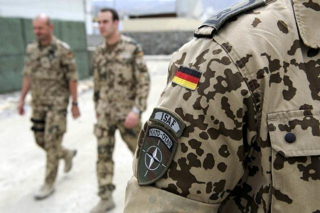 Afghanistan: Taliban töten 4 deutsche Soldaten